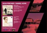 Flyer Programm 2011/2012 - Klassiksterne Rheinfelden