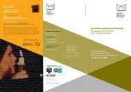 Kurzprogramm/ Flyer als pdf - Deutsche Kinemathek