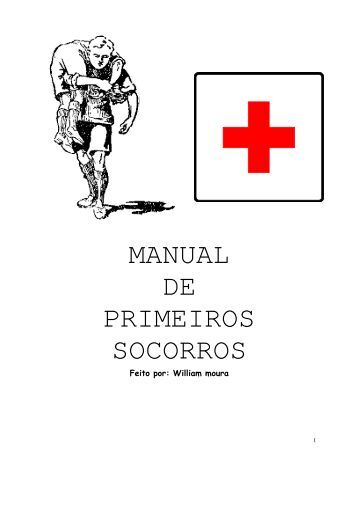 Manual de Primeiros Socorros no Trânsito DETRAN/GO