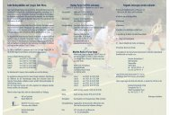 Timmendorfer Strand (PDF) - Deutscher Hockey Bund e.V.