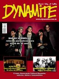 Barão Vermelho retorna aos palcos para turnê de 30 anos - Dynamite