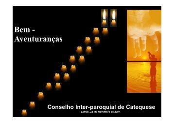 Bem - Aventuranças - Diocese de Braga