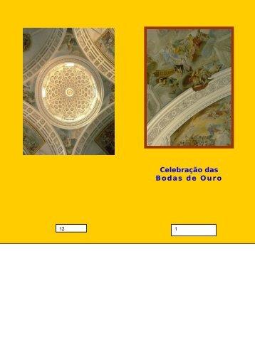 Ritual das Bodas de Ouro - Paróquia de Santa Maria de Tondela