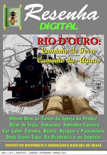 RIO D'OURO - Trilhos do Rio