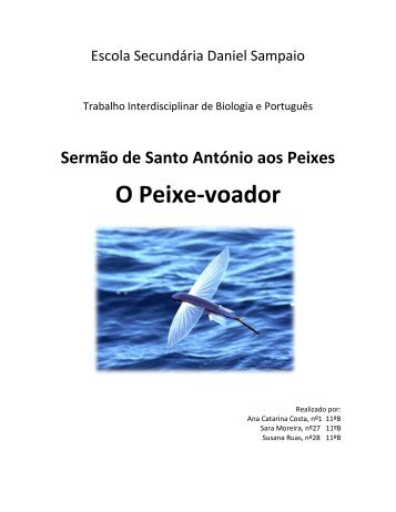 O Peixe-voador - Bibliblog