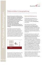 Wettbewerbsfaktor Leistungsregulierung - deutscherueck.de