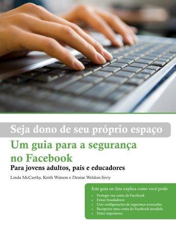 Um guia para a segurança no Facebook