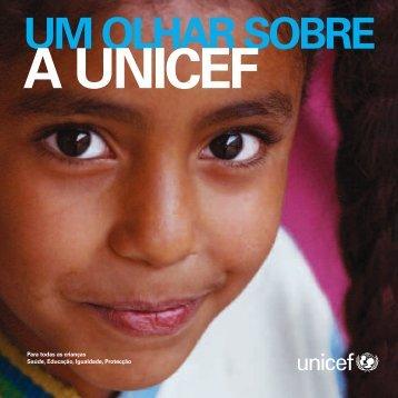 Um Olhar sobre a Unicef
