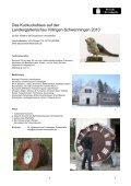 Historisches Bahnwärterhaus wird zur Kuckucksuhr - Deutsches ... - Seite 3