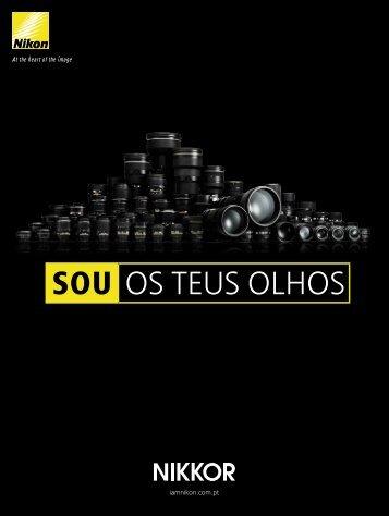 SOU OS TEUS OLHOS - Nikon