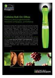 Cafeína Roll-On Olhos - Centromarca