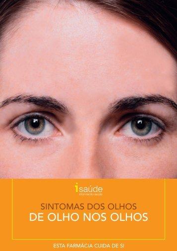DE OLHO NOS OLHOS - Farmácia Nery