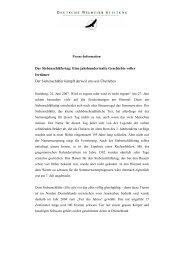 Der Siebenschläfertag: Eine jahrhundertealte Geschichte voller ...