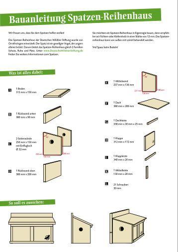 bauanleitung f r ein gro es vogelfutter haus mit gabriele stiftung. Black Bedroom Furniture Sets. Home Design Ideas