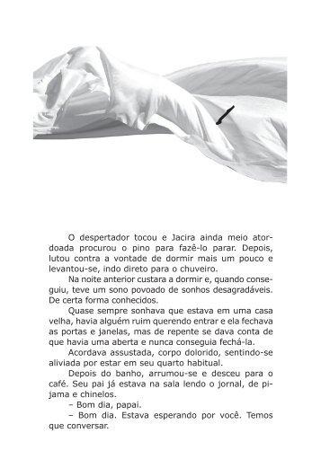Clique aqui para ler o primeiro capítulo do - Livrarias Curitiba