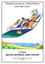 """""""Desvelando caminhos por um Brasil literário: ontem, hoje e sempre ..."""