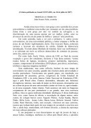 JOVENS DE HOJE E ONTEM - AUI