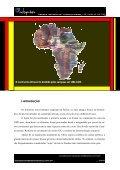 ÁFRICA DE ONTEM, ÁFRICA DE HOJE, RESQUÍCIOS DE ... - Page 2