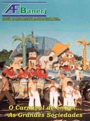 O Carnaval de ontem... As Grandes Sociedades - aaf banerj