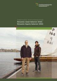 Dynamic Asset Selector (DAS) Dynamic Equity ... - LLB (Schweiz) AG