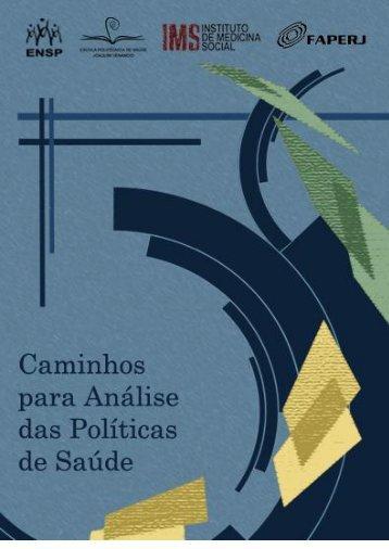 Texto: Políticas Públicas - Instituto de Medicina Social - UERJ