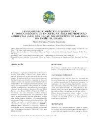 apa - Sociedade de Ecologia do Brasil
