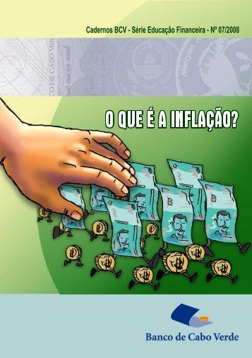 Caderno 7 - O que é Inflação