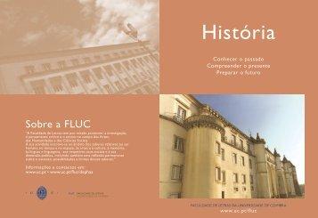 História - Universidade de Coimbra