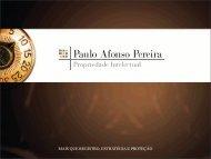 Paulo Afonso Pereira - PAP - Propriedade Intelectual