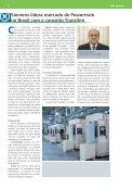 Transline: liderança no mercado de Powertrain no ... - Siemens Brasil - Page 2