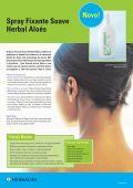 Champô e Amaciador Hidratantes Herbal Aloés para Cabelos ... - Page 2