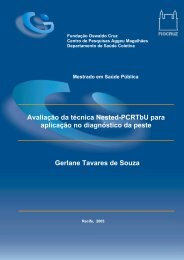 Avaliação da técnica Nested-PCRTbU para aplicação no ...