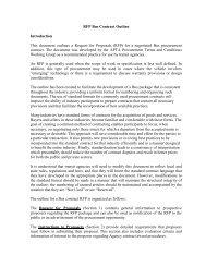 RFP Bus Contract Outline - American Public Transportation ...