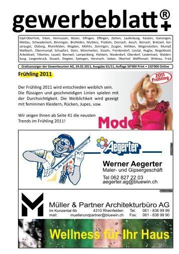 gewerbeblatt® - fastsolution AG