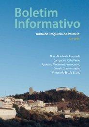 Junta de Freguesia de Palmela Boletim Informativo