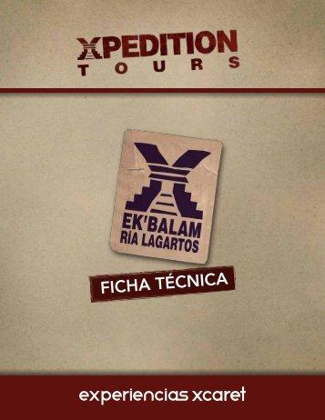 FS-Xpeditions tours-Ria Lagartos-Ek Balam - Zona Arqueológica