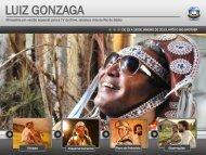 LUIZ GONZAGA - Comercial Rede Globo