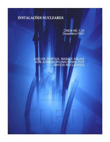 Versão em PDF - Comissão Nacional de Energia Nuclear
