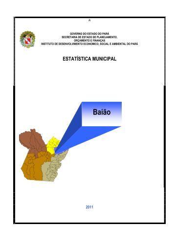 Baião - Governo do Estado do Pará