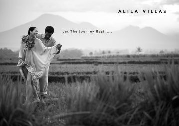 Download Brochure (PDF) - Alila Hotels and Resorts
