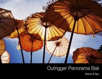 Outrigger Panorama Bali - Opbali.com - Panorama Bali Resort & Spa