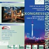 State of the Art 2013 - if-kongress