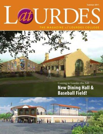 Summer 2011 - Lourdes College