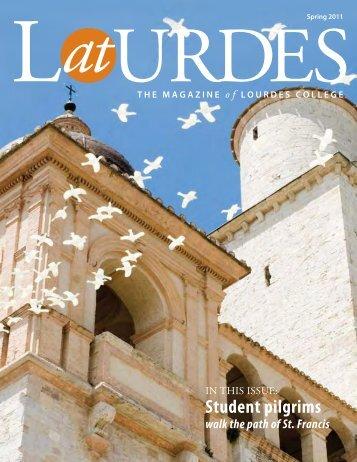 Spring 2011 - Lourdes College