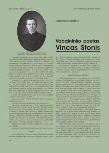 Vincas Stonis