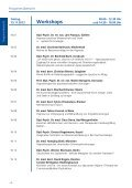 Download Programm Jubiläumskongress - Deutsche Gesellschaft ... - Seite 6