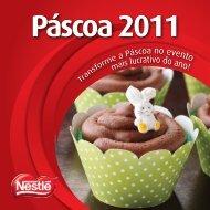 Confira aqui o receituário Faça e Venda! - Nestlé Professional