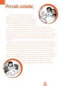 Orientações aos Cuidadores de Pacientes Acamados - Page 3