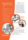 Orientações aos Cuidadores de Pacientes Acamados - Page 4