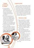 Orientações aos Cuidadores de Pacientes Acamados - Page 6